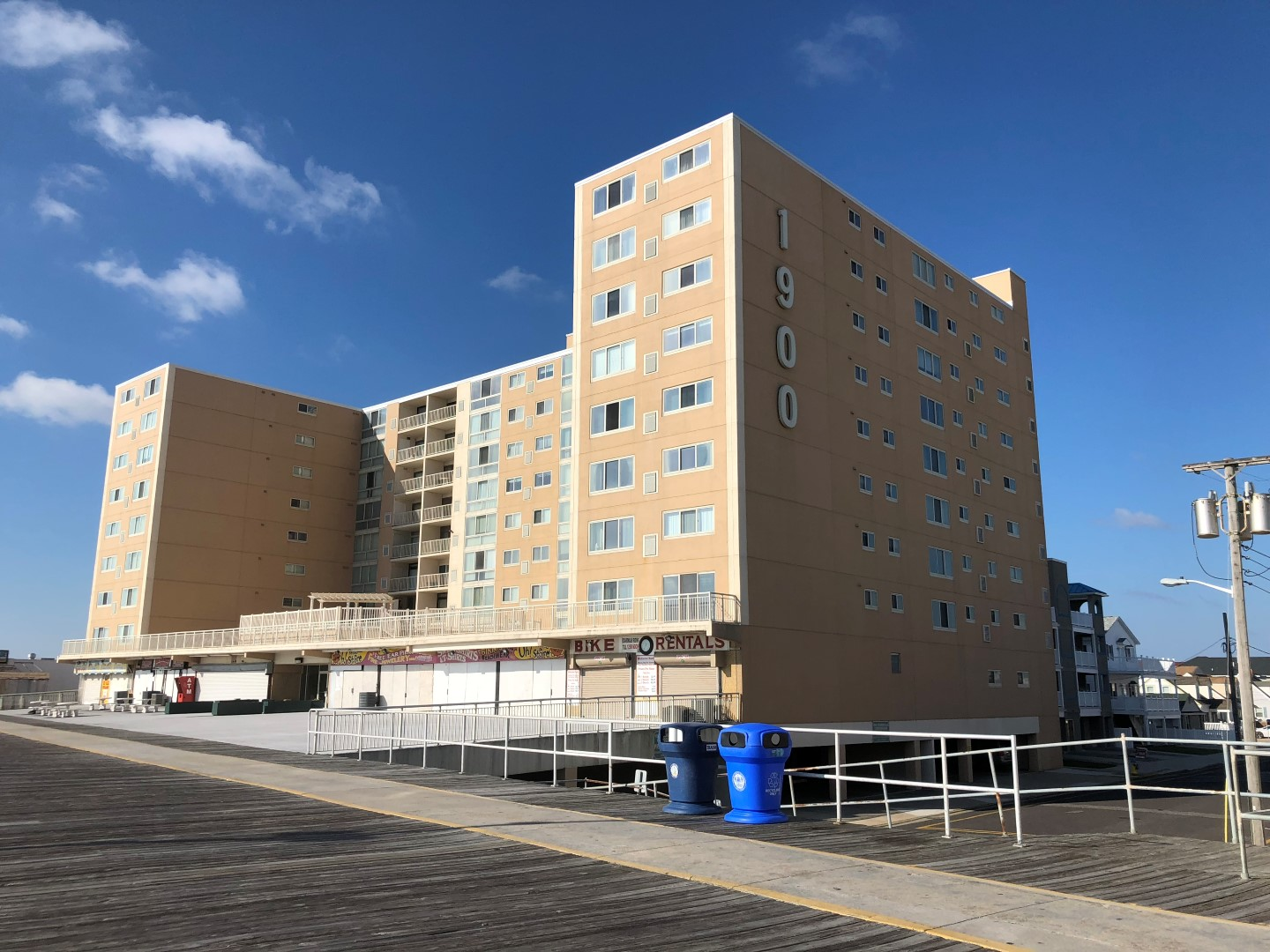 North WIldwood Rentals